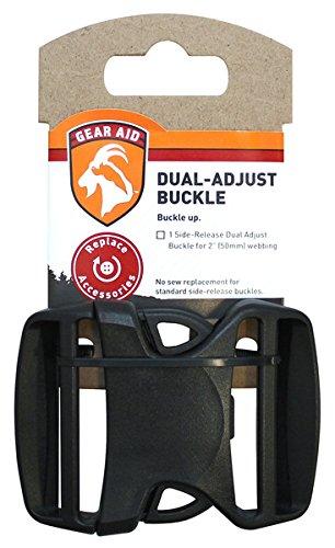 Family Buckle - Gear Aid Dual Adjust Buckle Kit, 2