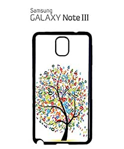 Lucky Number Tree Lottery Cell Phone Case Samsung Note 3 Black