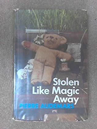 book cover of Stolen Like Magic Away