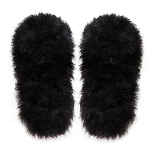 Alaska Leather Super Thick Sheepskin Insoles (Small) -