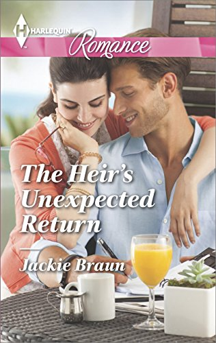 book cover of The Heir\'s Unexpected Return