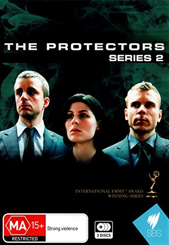 - The Protectors (Series 2) - 3-DVD Set ( Livvagterne ) ( The Protectors - Series Two ) [ NON-USA FORMAT, PAL, Reg.0 Import - Australia ]