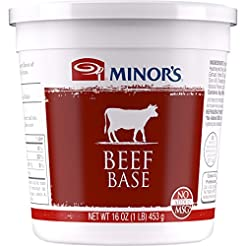 Minor's Beef Base, Instant Stock, Great ...