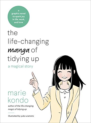 The Life-Changing Manga of Tidying Up: A Magical Story