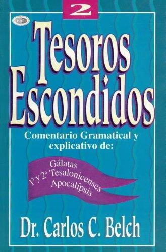 Tesorors Escondidos, Volume 2 (English and Spanish Edition) by CLC Editorial