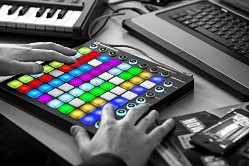 Novation Launchpad Ableton Live Controller with 64 RGB Backlit Pads (8x8 Grid) by Novation (Image #3)