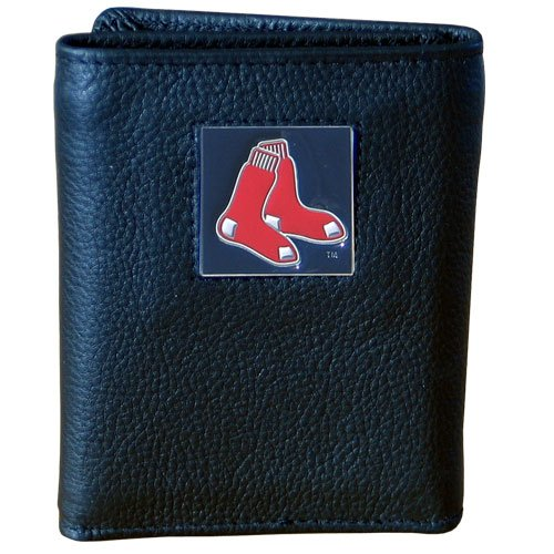 MLB Boston Red Sox Tri-fold Wallet