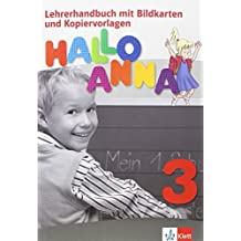 Hallo Anna 3 - Guide Pedagogique + 4 Flash Cards