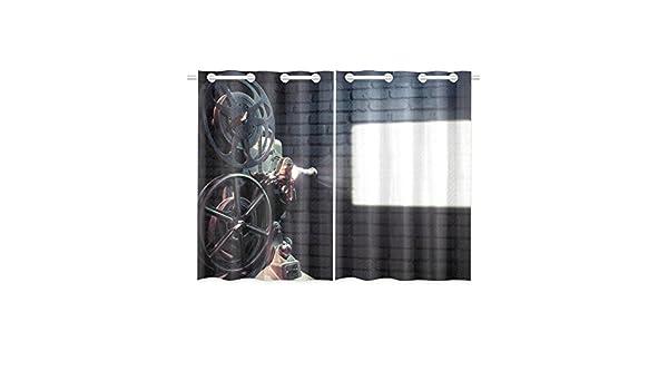 your-fantasia foto de una vieja película proyector cortina de ...