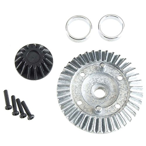 Racing Differential Gear Set - HPI Racing 88000 Differential Gear Set, 15/38T