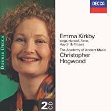Emma Kirkby Sings