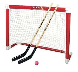 """Mylec Deluxe Folding Goal Set - 48"""" x 37"""" x 18"""""""