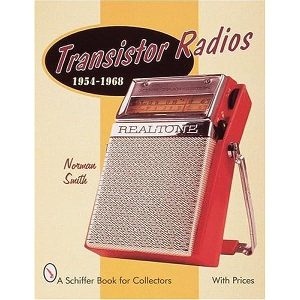 Rare transistor radio Nordmende Clou W Germany 1968