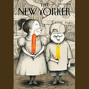 The New Yorker, May 27th 2013 (Jeffrey Toobin, Tad Friend, James Surowiecki) Periodical