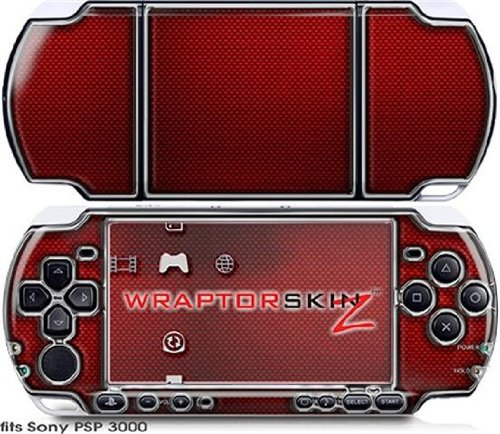 Style Skin - Carbon Fiber Red and Chrome (OEM Packaging) ()