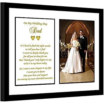 Father Thank You Wedding Gift