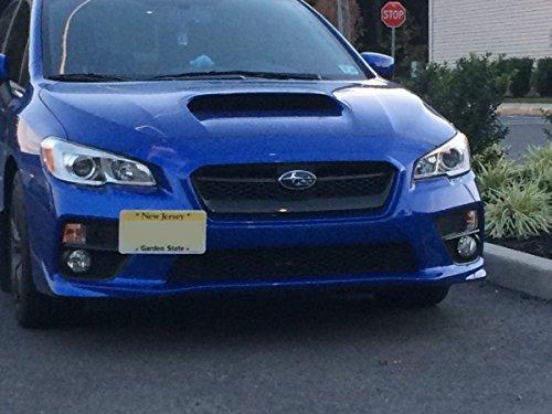 Bumper License Plate Bracket SUBARU