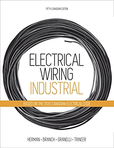 electrical wiring industrial stephen herman tony branch ron rh amazon ca electrical wiring industrial stephen l herman electrical wiring industrial answers