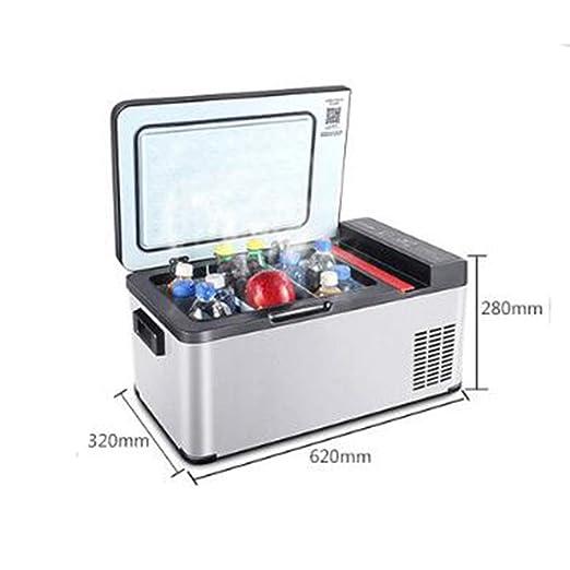 MYYQ Refrigerador de Auto para el hogar 12V24V220V Puede congelar ...