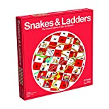 Pressman Toys Snakes & Ladders Game (6 Player) Review and Comparison