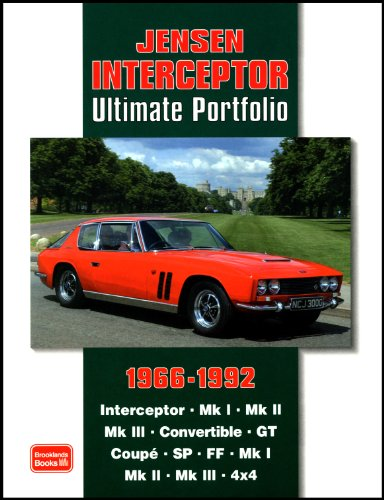 Jensen Interceptor - 1