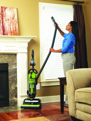 Panasonic MC-UL815 Bagless ''Jet Turn'' Upright Vacuum Cleaner - Corded by Panasonic (Image #3)
