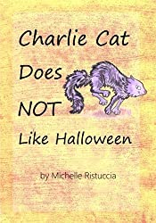 Charlie Cat Does NOT Like Halloween