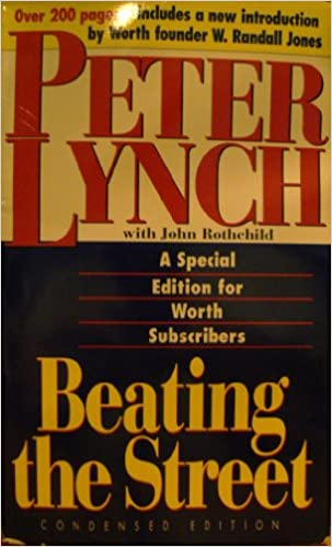 Peter Lynchs Book Beating The Street