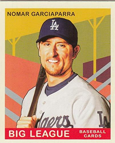 Baseball MLB 2007 Upper Deck Goudey #159 Nomar Garciaparra #159 NM Dodgers