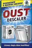 Oust Dishwasher And Washing Machine Descaler (2 Sachets)