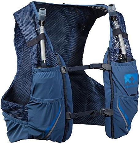Nathan NS4544-0377-33 Male 2.5L Running Hydration Packs, True Navy Blue Nights, Medium