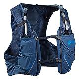 Nathan NS4544-0377-31 Male Vapor Zach 2.5L Running Hydration Packs, True Navy/Blue Nights, X-Small