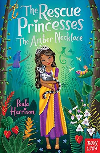 Rescue Princesses: The Amber Necklace (The Rescue Princesses)