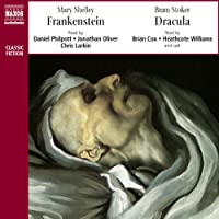 Classic Thrillers: Bram Stoker's Dracula and Mary Shelley's Frankenstein