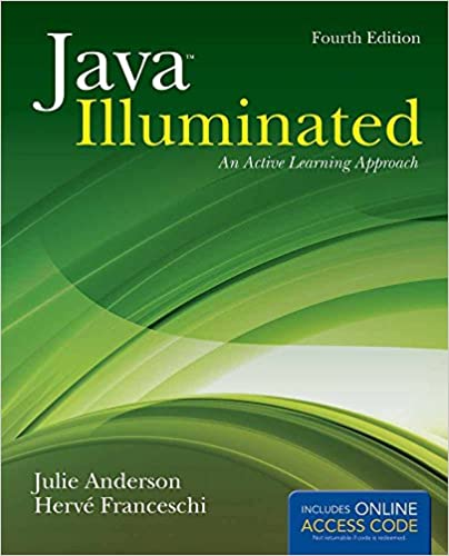 java illuminated solutions