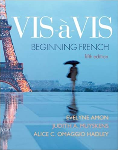 Vis vis beginning french student edition kindle edition by vis vis beginning french student edition kindle edition by evelyne amon reference kindle ebooks amazon fandeluxe Choice Image