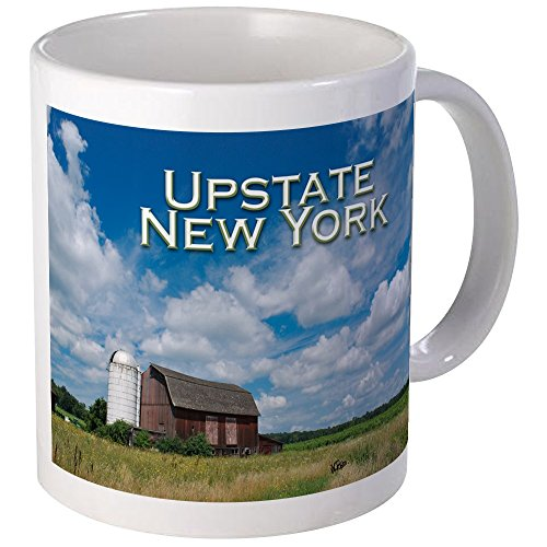 CafePress Upstate New York Mug Unique Coffee Mug, Coffee Cup (Farm Upstate)