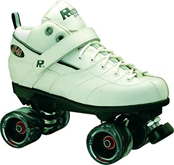 Patines 4 Ruedas Quad GT-50 Sure-Grip Blanco: Amazon.es: Deportes y aire libre