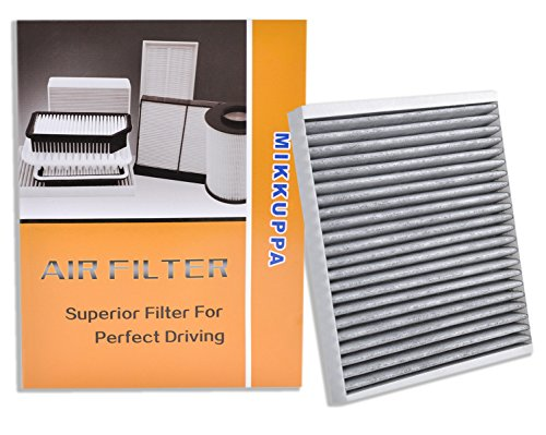 MIKKUPPA KT047 (CF11966) Premium Cabin Air Filter Fits Chevrolet/GMC / Cadillac/Buick - Replacement 13356914 ()