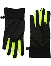 Men's Micro Fleece Glove with Touchscreen Technology