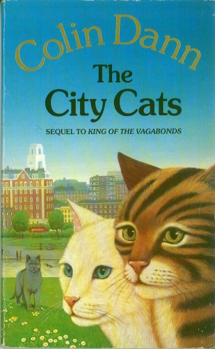 book cover of The City Cats