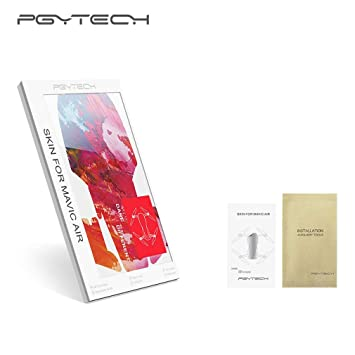Rrunzfon PGYTECHUNA-D5 - Pegatina para el drón de Cuerpo Completo ...
