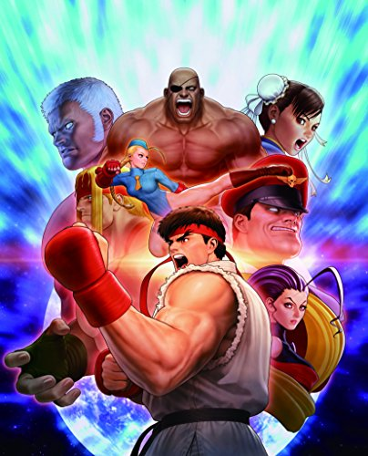 51cKlG5vv9L - Street Fighter 30th Anniversary Collection - Xbox One Standard Edition