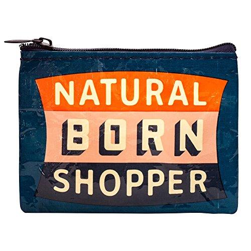 (Blue Q Purse Coin Natural Born Shopper, 1 Each)
