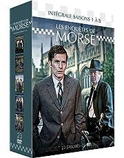 Les Enquêtes de Morse - Intégrale saisons 1 à 5