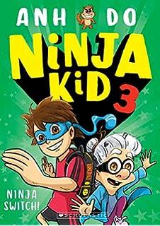 Ninja Kid 2: Flying Ninja!: Anh Do: 9781407196909: Amazon ...