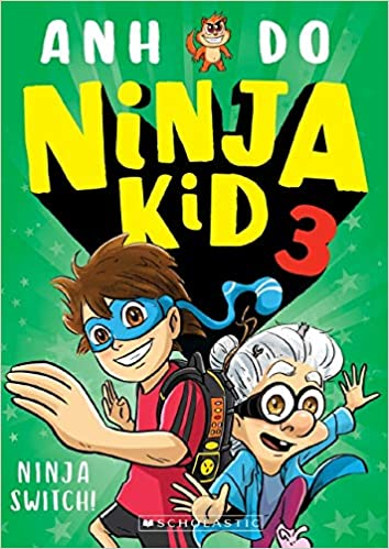 Ninja Kid 3: Ninja Switch (Ninja Kid): 9781760662820: Amazon ...