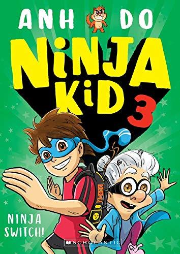 Ninja Kid 3: Ninja Switch (Ninja Kid): 9781760662820: Amazon ...