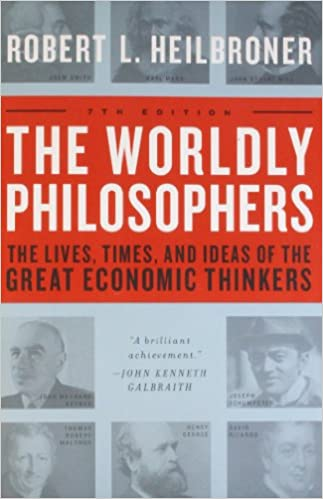 The Worldly Philosophers Epub
