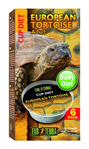 Exo Terra Adult European Tortoise Food, 2.1-Ounce by Exo Terra B004ZJG2T0